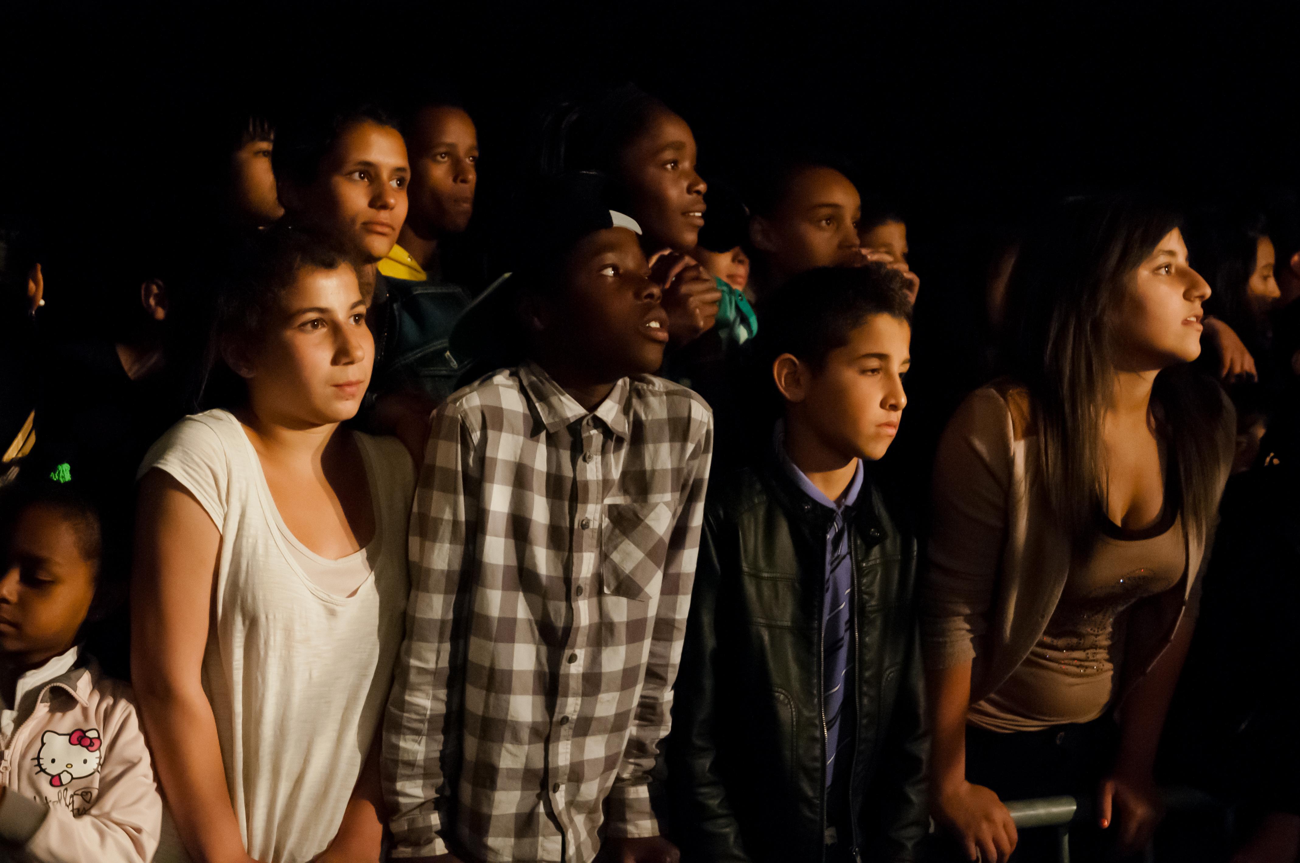 Public - soirée jeunes - 2012