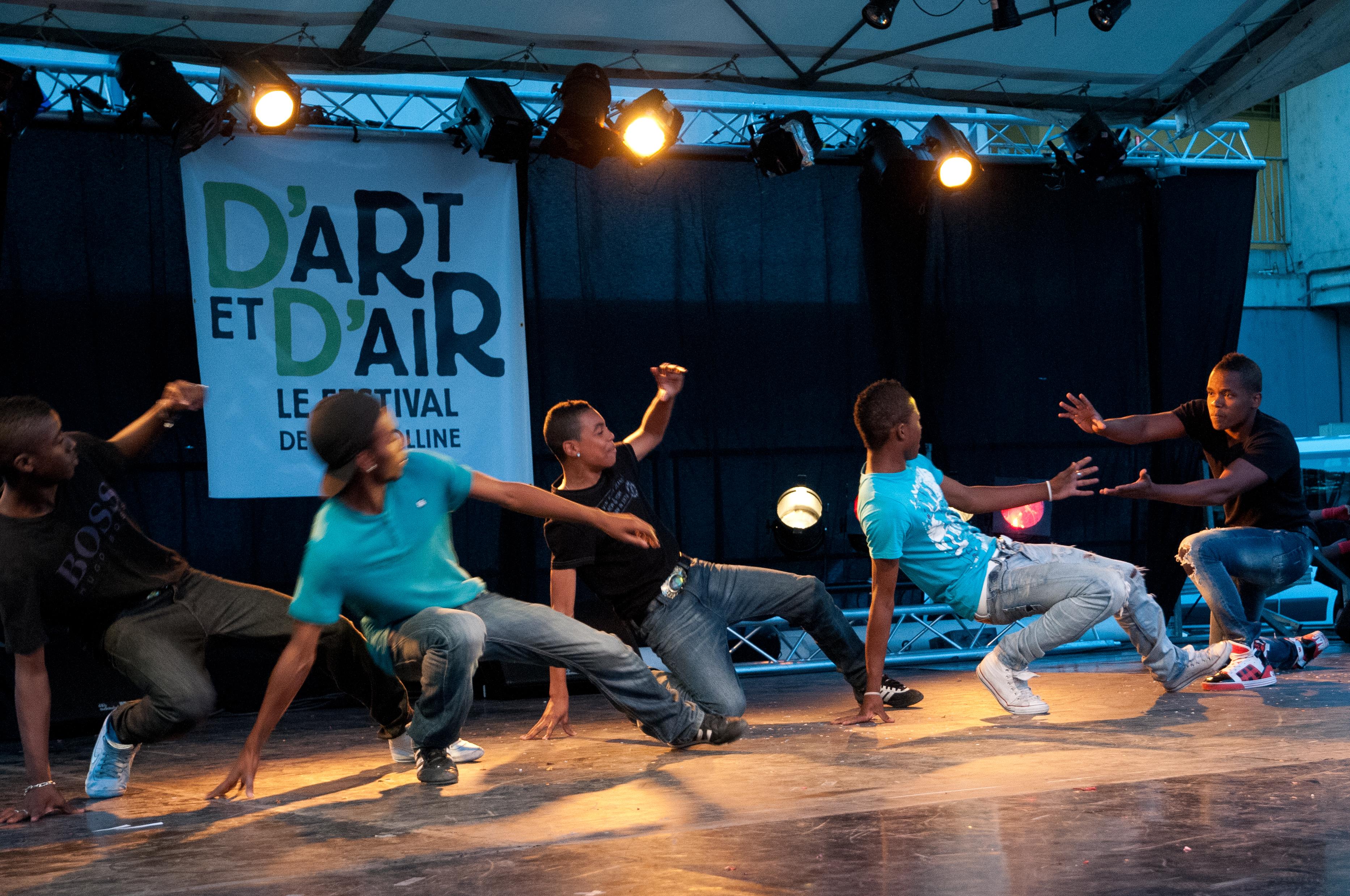 """Groupe """"La Résistance"""" - Festival D'art et D'air - 2011"""