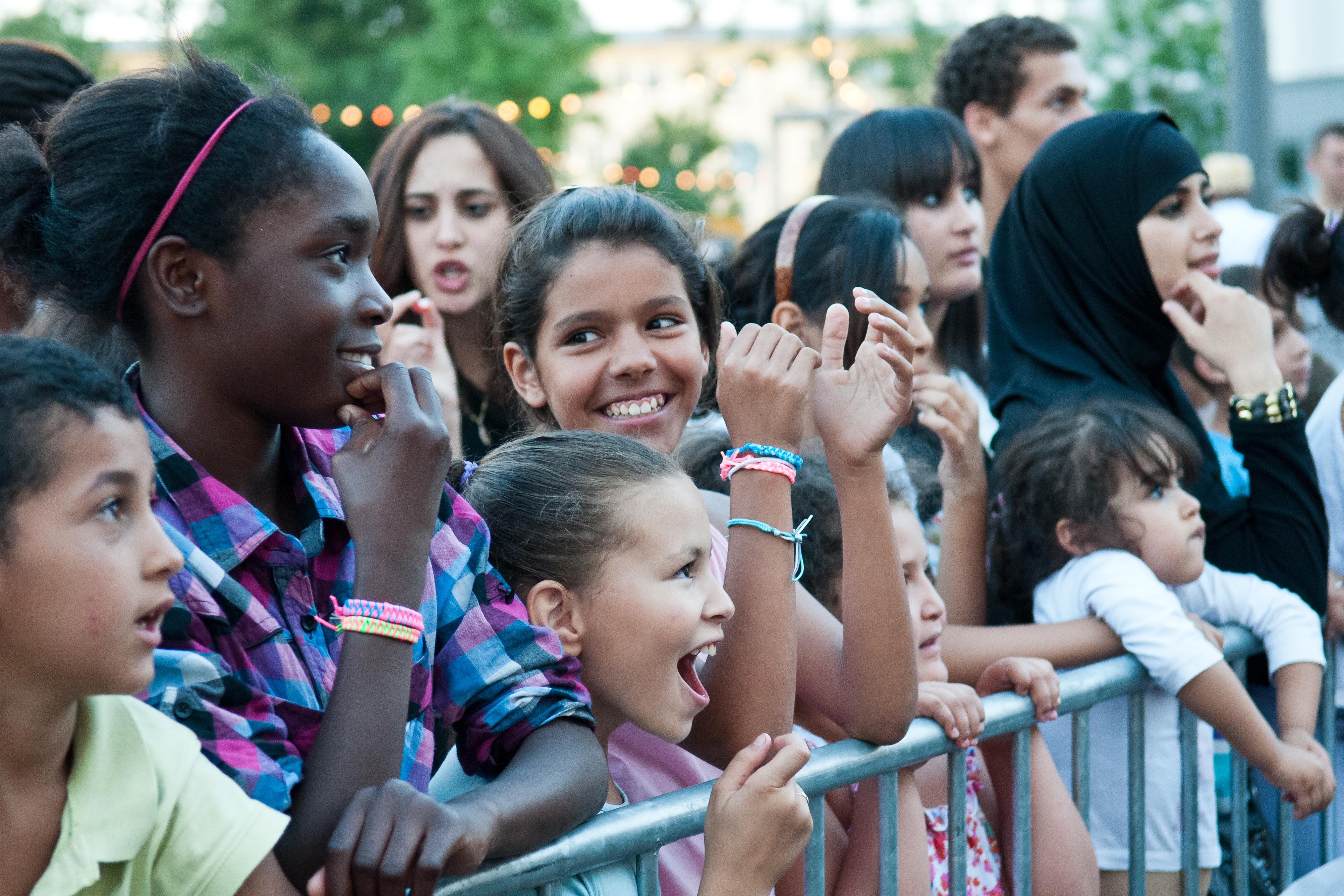 Public - Festival D'art et D'air - 2012
