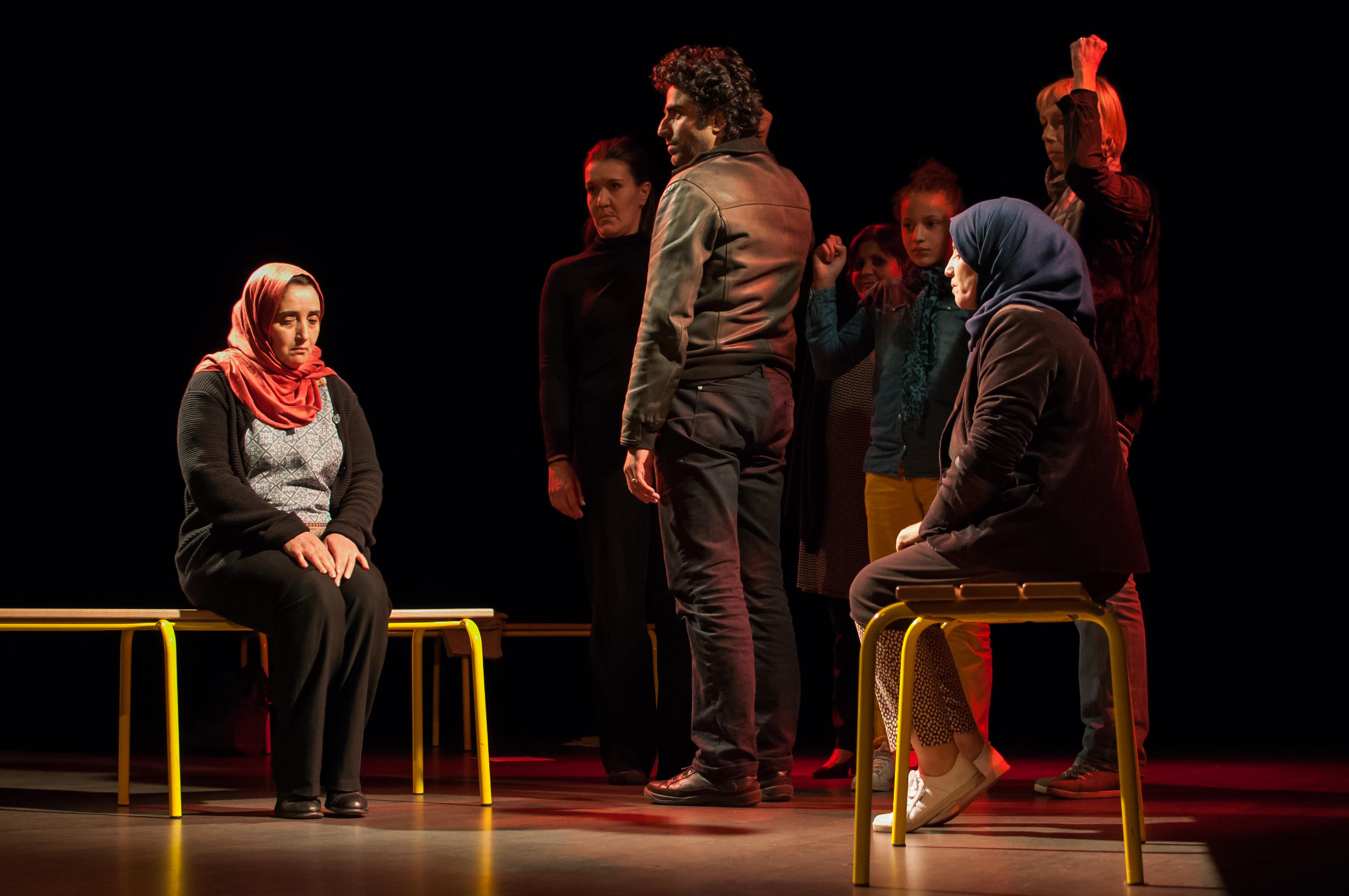 Cie Le Lien Théâtre - 2016