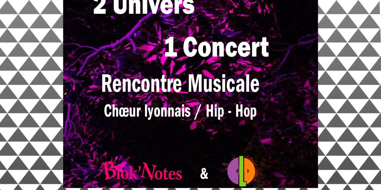 Concert Blok'notes & CLD – Vendredi 7 Février.