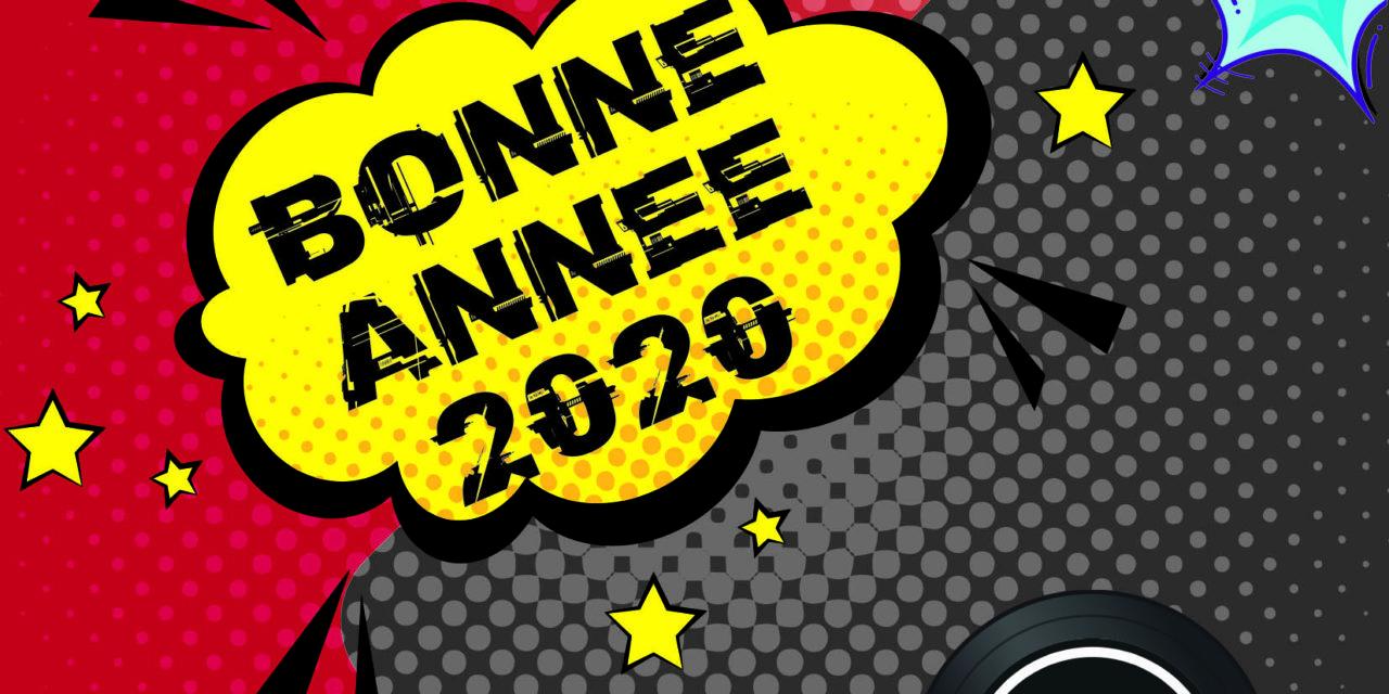 Soirée des voeux – 24 Janvier 2020