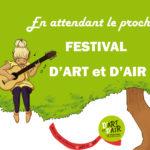 Dans Le cadre du festival D'art et D'air